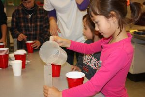 Family Math & Science Day @ UBC Faculty of Education