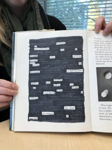 Blackout Poetry – Classroom Connection