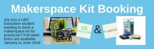 Makerspace Kit Booking