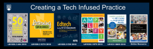 New Book Display: Creating a Tech Infused Practice