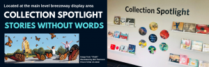 Collection Spotlight: Stories Without Words