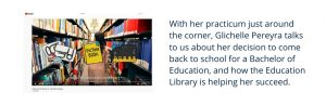 Video showcases how UBC Education Library helps shape academic success