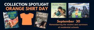 Collection Spotlight: Orange Shirt Day 2020